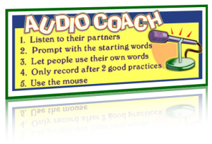 Audio Coach Banner